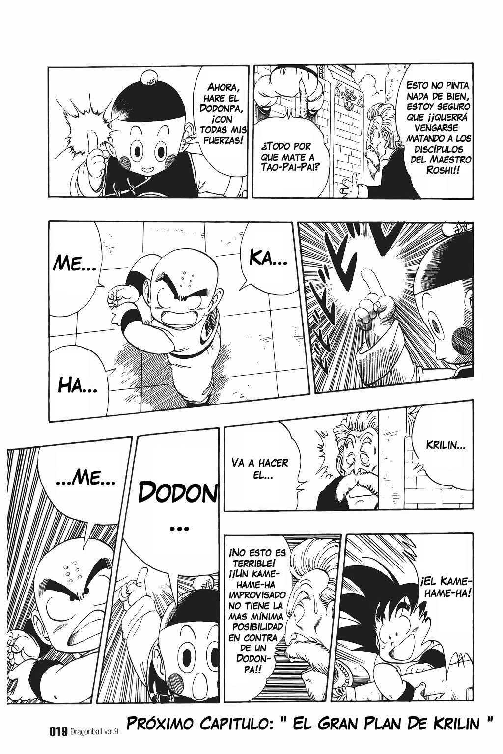 Dragon Ball Capítulo 120 [Manga]