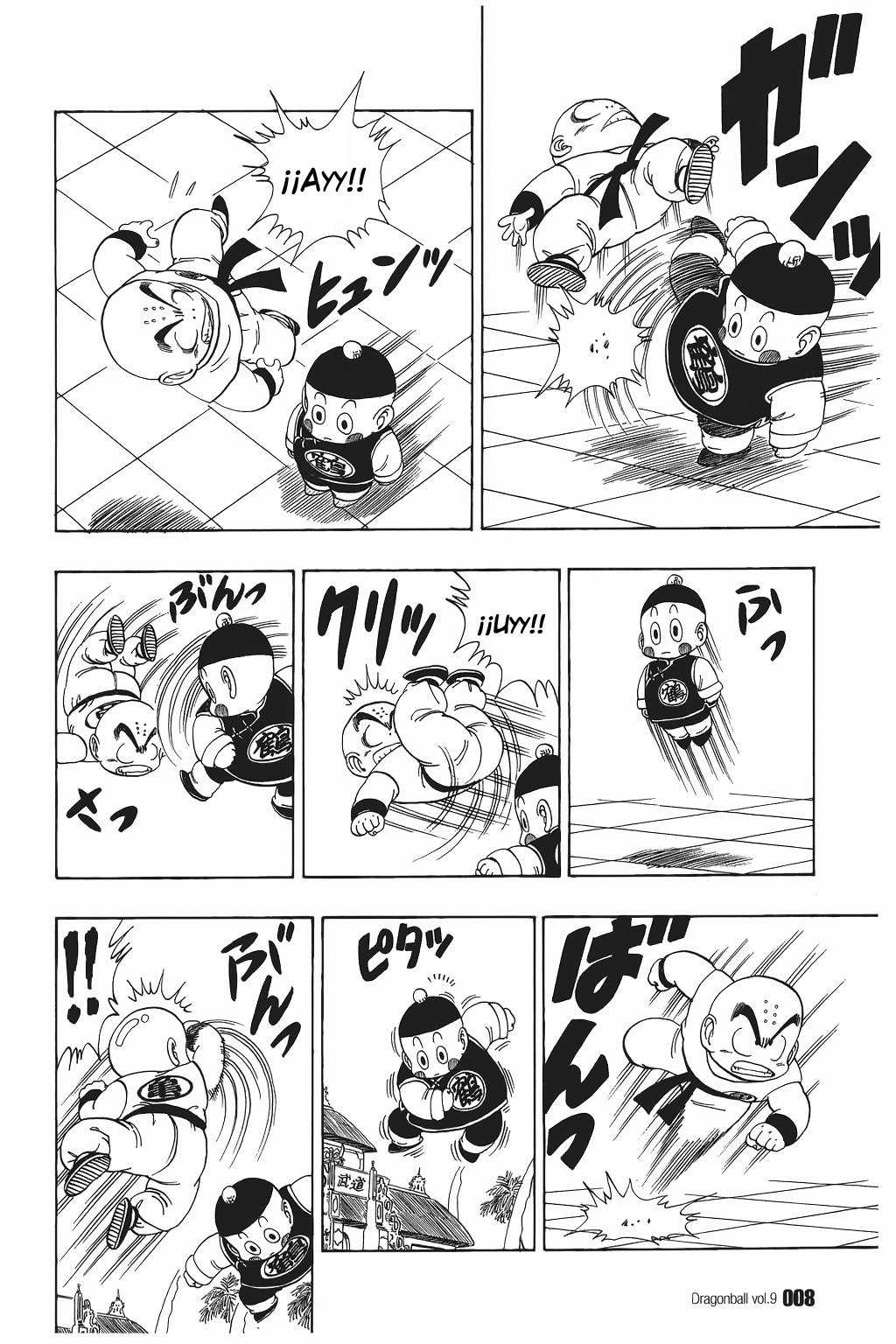 Dragon Ball Capítulo 120 [Manga]