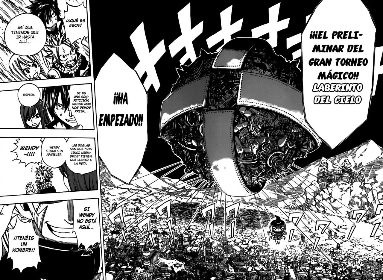 Fairy Tail Capitulo 270 10 Animextremist