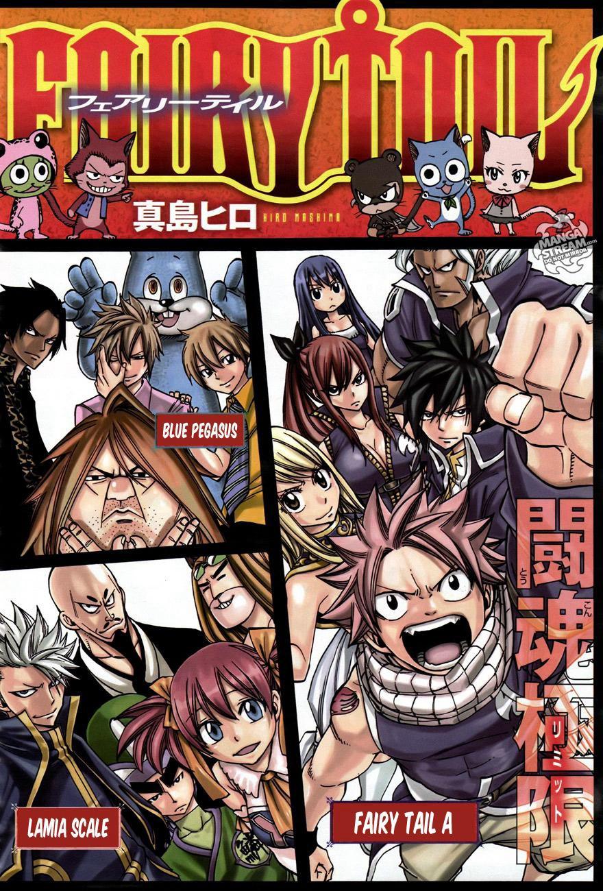 Fairy Tail Capitulo 217 6 Animextremist