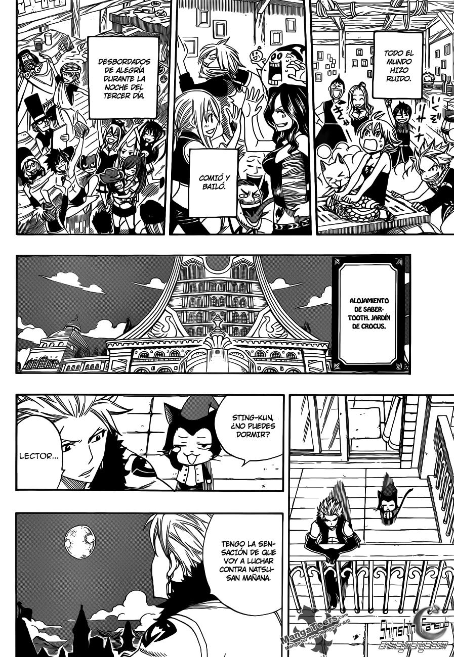 Fairy Tail Capitulo 280 9 Animextremist