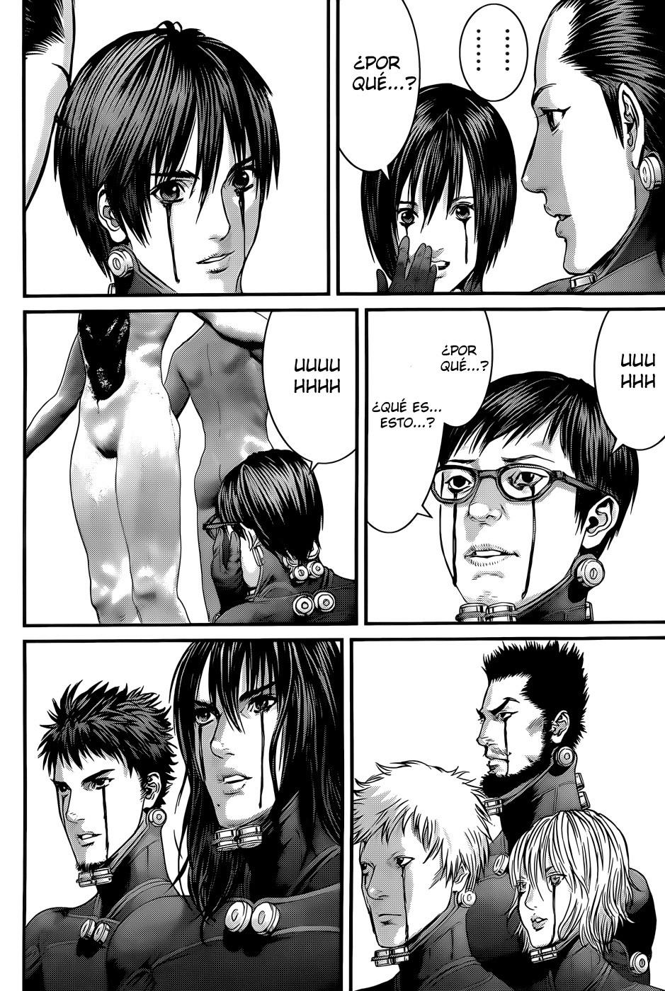 Manga Gantz capitulo 369 07