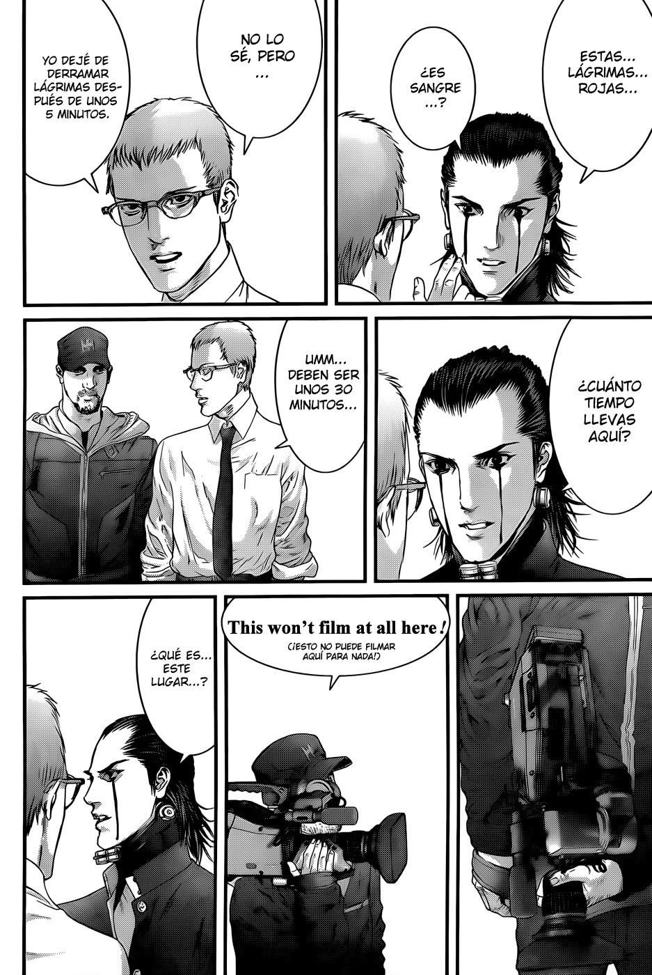 Manga Gantz capitulo 369 09