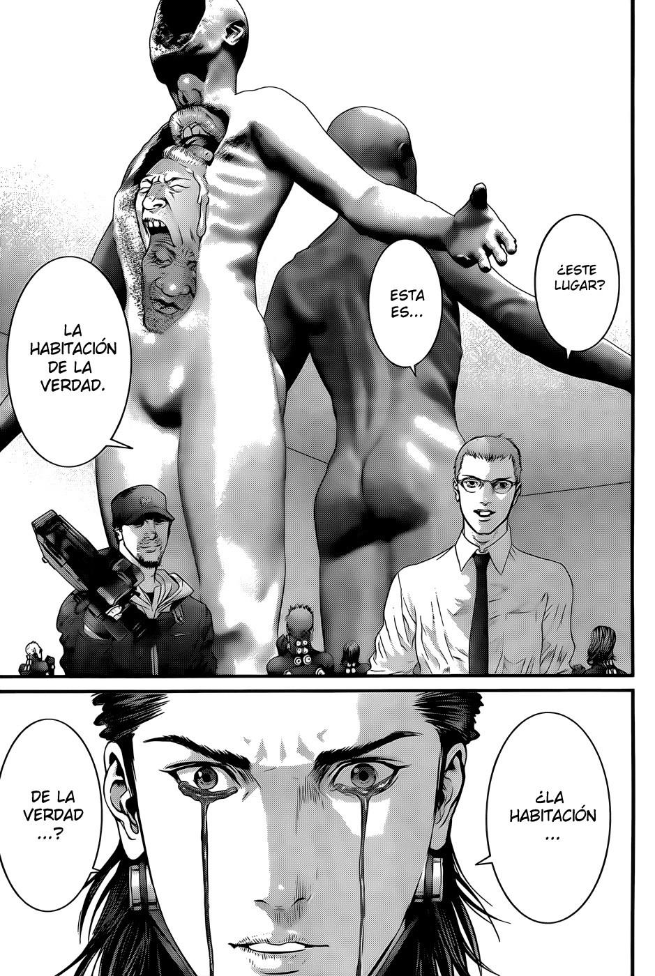 Manga Gantz capitulo 369 10