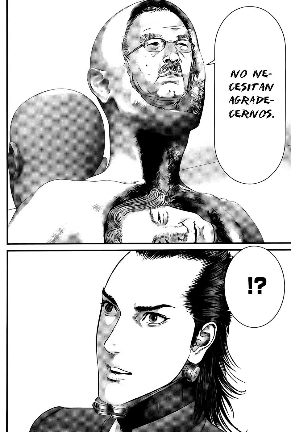 Manga Gantz capitulo 369 21
