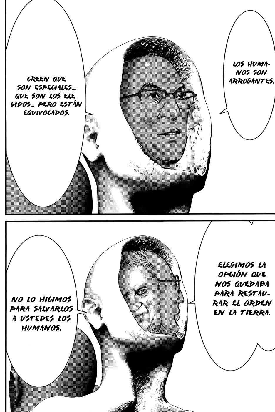 Manga Gantz capitulo 369 23