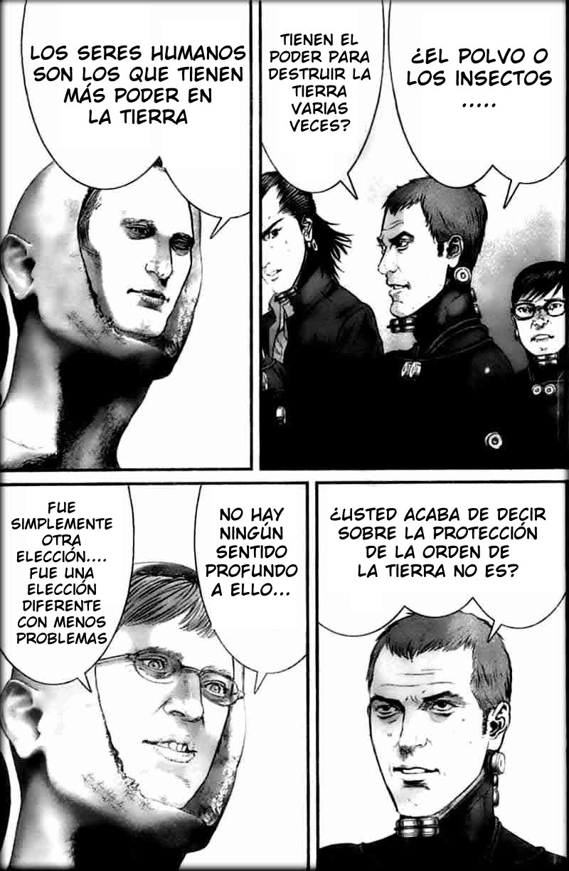 Manga Gantz capitulo 370 07