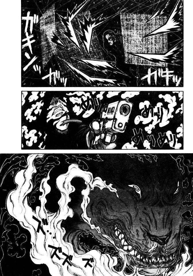 Hellsing Ultimate Ovas Cap 78 Hellsing8