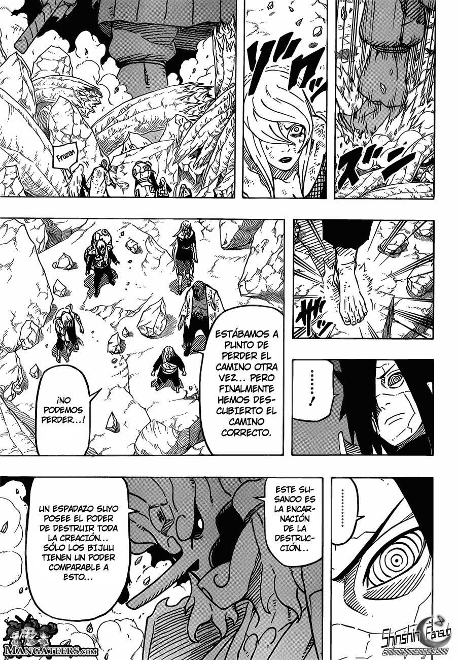 589 - Liberación del Edo Tensei Naruto4