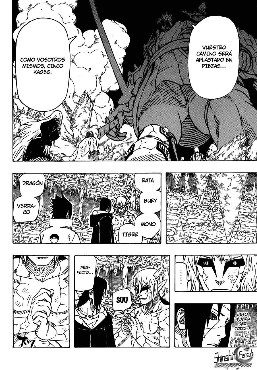 589 - Liberación del Edo Tensei Naruto5