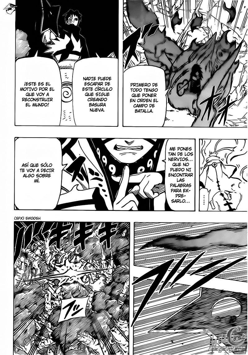608 - ¡¡ La desicion de Kakashi !! 12