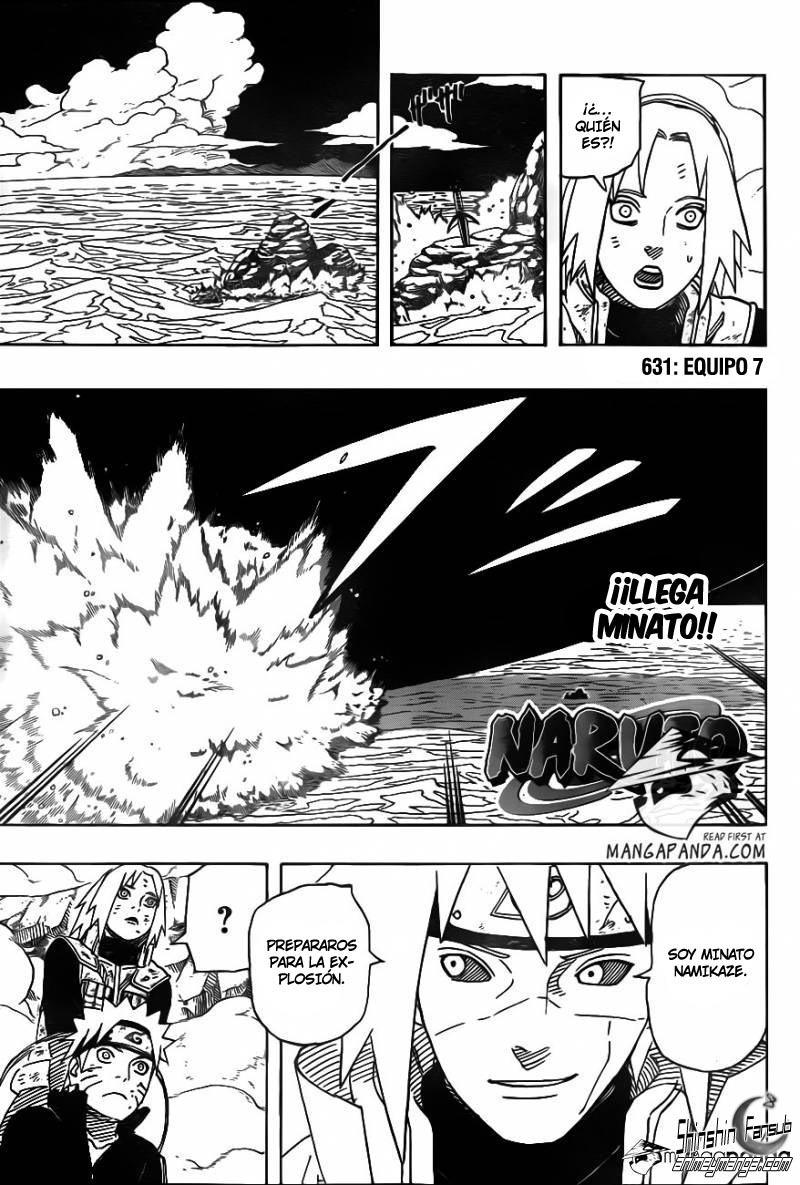 """[Debate] Naruto Shippuden 631: """"Equipo 7"""""""