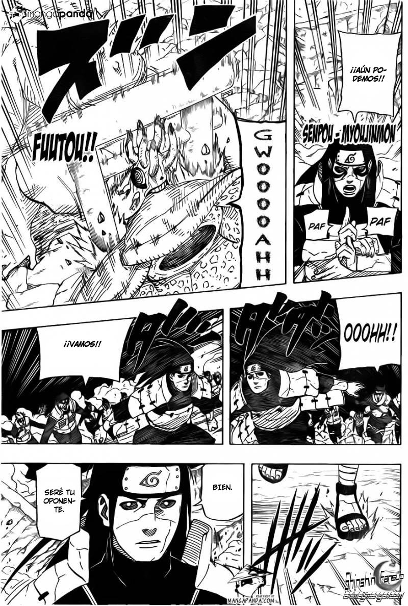 """[Debate] Naruto Shippuden 632 """" Explosion """""""