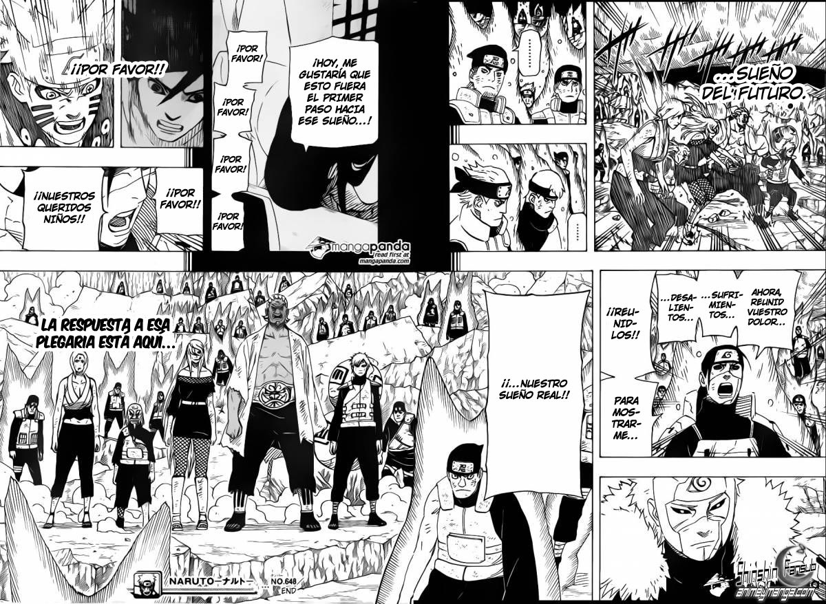 648 - ¡¡El sueño de un ninja...!! 14
