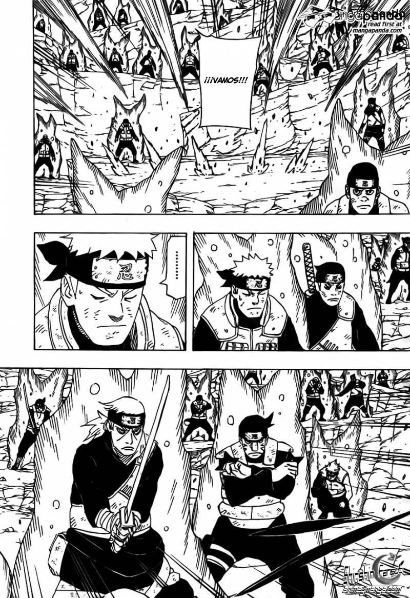 649 - La voluntad de los ninjas 03