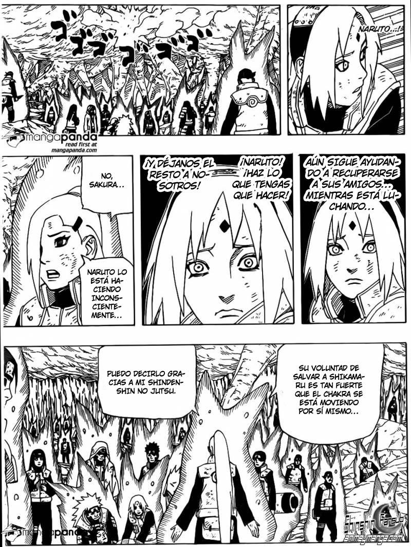 649 - La voluntad de los ninjas 08