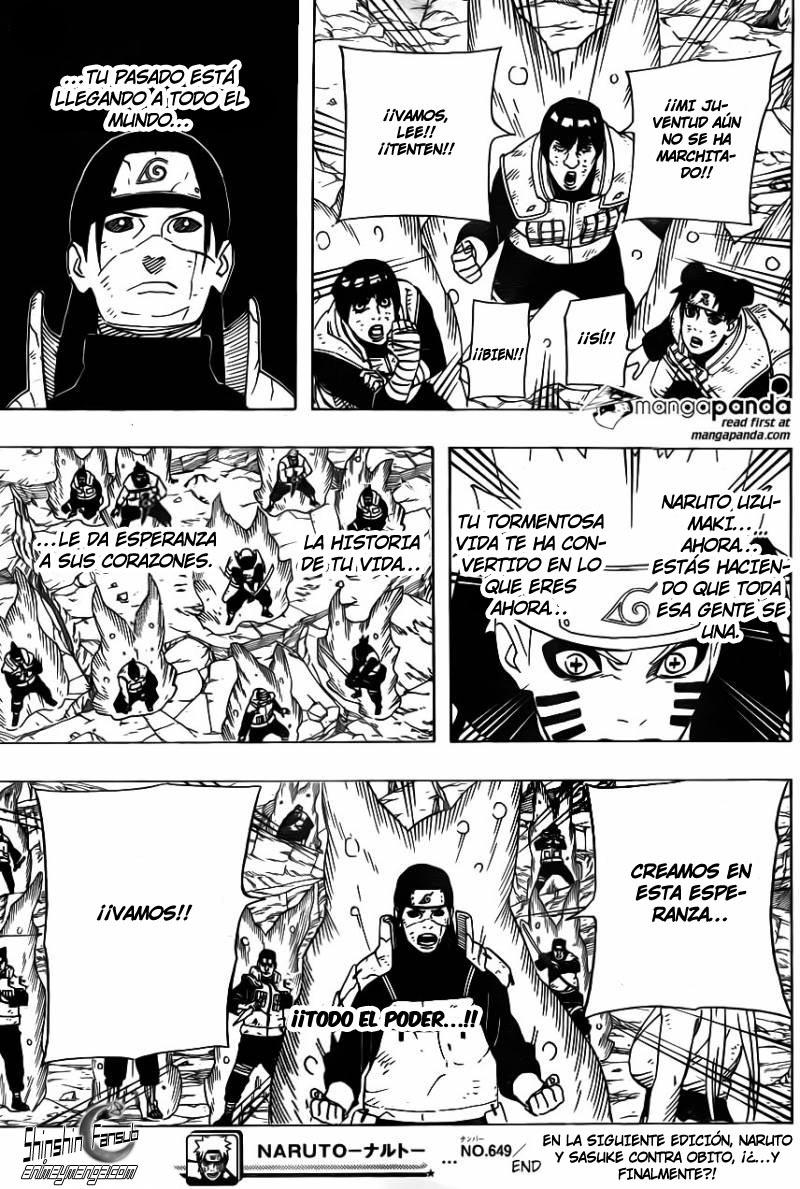 649 - La voluntad de los ninjas 18