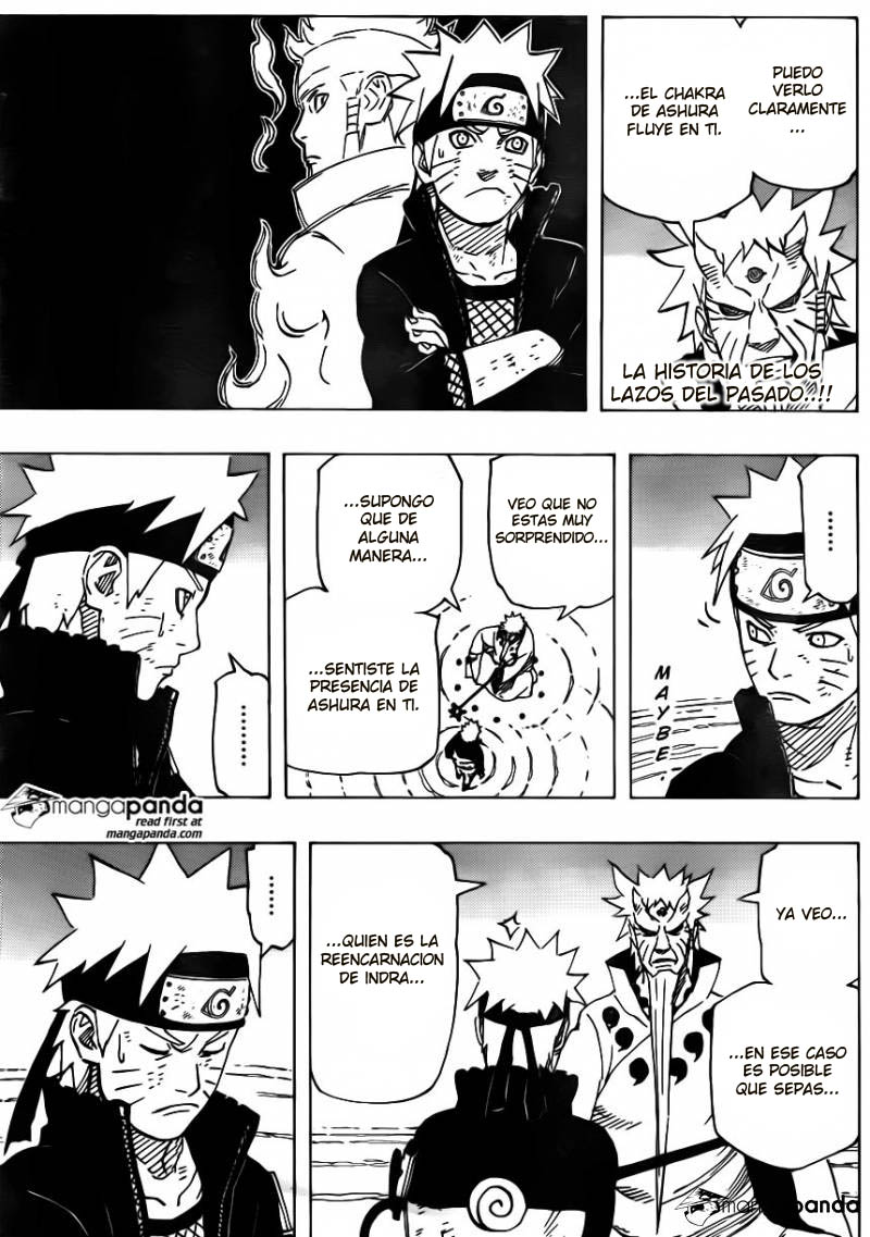 671 - Naruto and the hermit of the six paths...!! 003