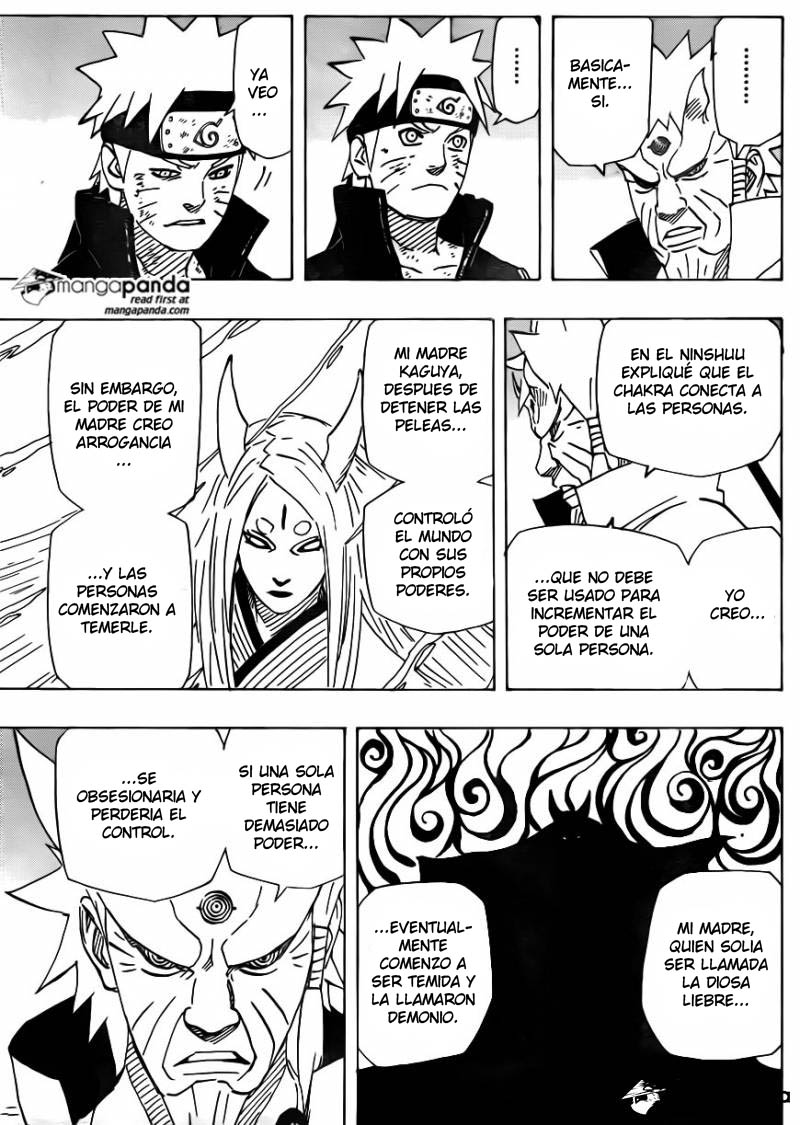 671 - Naruto and the hermit of the six paths...!! 007