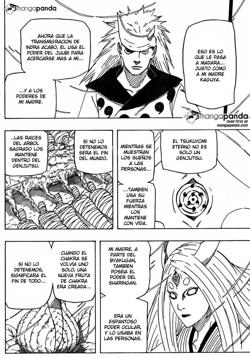 671 - Naruto and the hermit of the six paths...!! 008