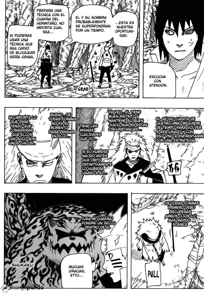674 - Sasuke's Rinnegan 11