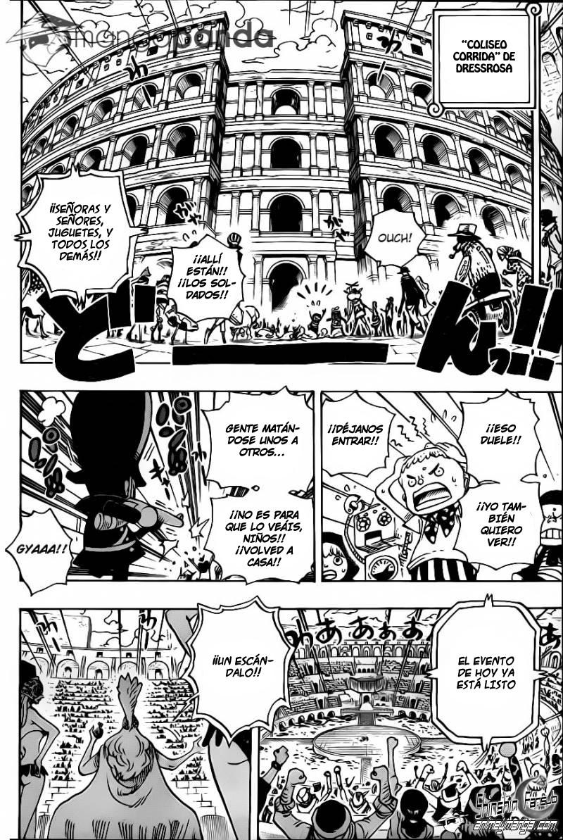 One Piece: Saga de Dressrosa 11